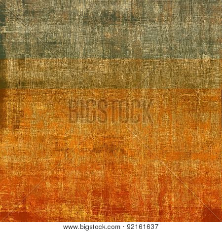 Rough vintage texture. With different color patterns: yellow (beige); brown; gray; green