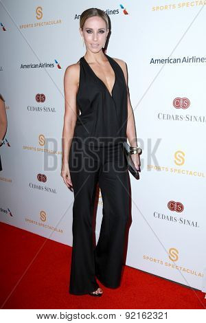 LOS ANGELES - MAY 31:  Astrid Swan at the 2015 Sports Spectacular Gala at the Century Plaza Hotel on May 31, 2015 in Century City, CA