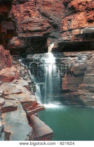 Karijini Waterfall