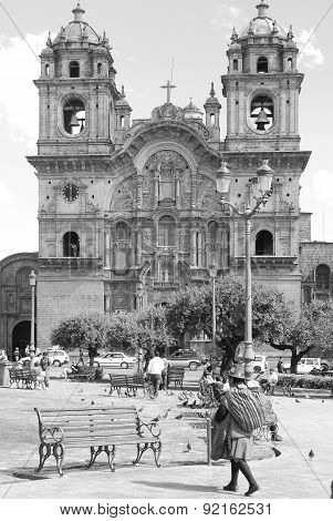 Iglesia La Compana de Jesus