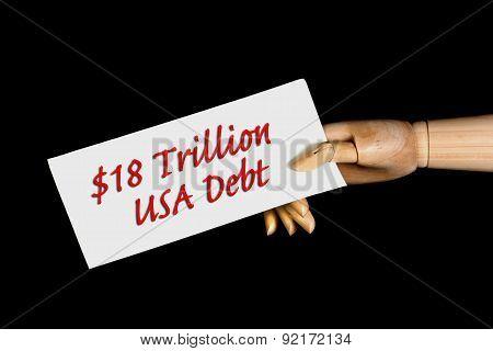 American Debt.