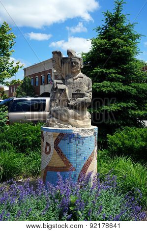Community Policing Sculpture