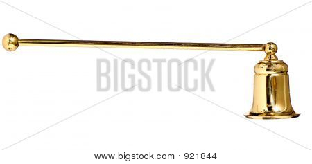 Candle Snuffer Isolated