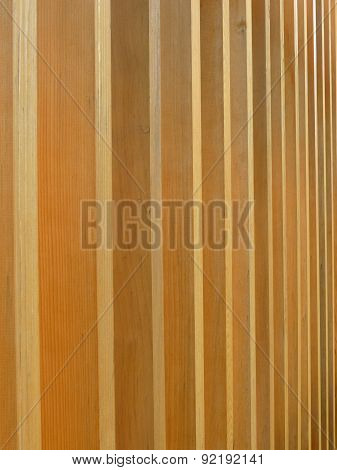 industrial picket fence pattern