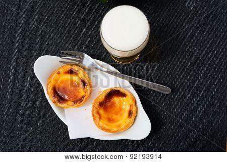 Portuguese Egg Tart Pastry