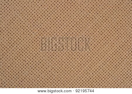 Cotton Canvas For Needlework As Background
