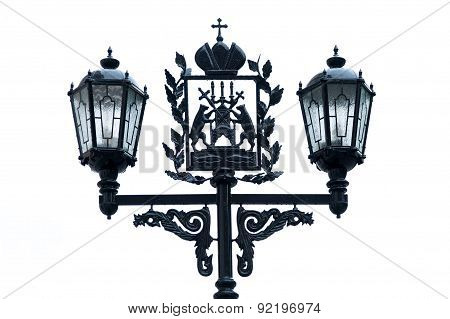 Novgorod street light