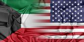 picture of kuwait  - Relations between two countries - JPG