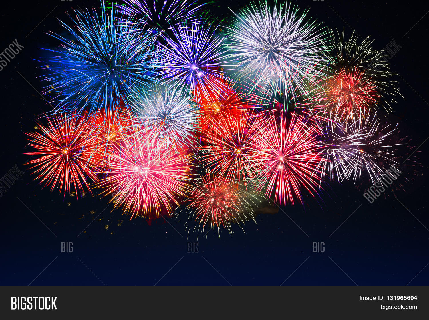 Wallpaper Salute Sky Holiday Colorful 3376x4220: Amazing Red Golden Blue Fireworks. Celebration Beautiful