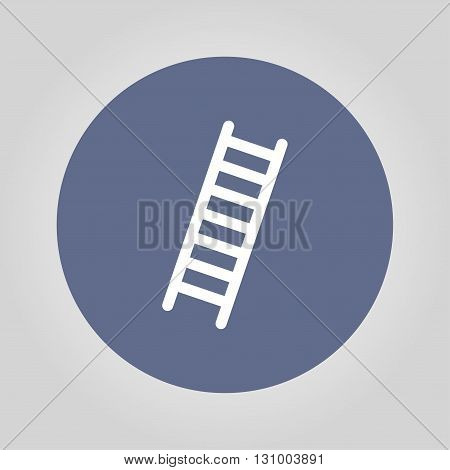 Ladder icon - Vector. Flat design style eps 10