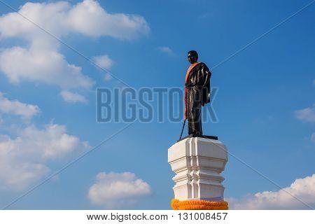 Thao Suranaree Or Ya Mo Statue