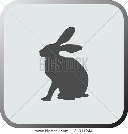 Rabbit icon. Rabbit icon art. Rabbit icon eps. Rabbit icon Image. Rabbit icon logo. Rabbit icon sign. Rabbit icon flat. Rabbit icon design. Rabbit icon vector.