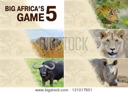 Big Five Game