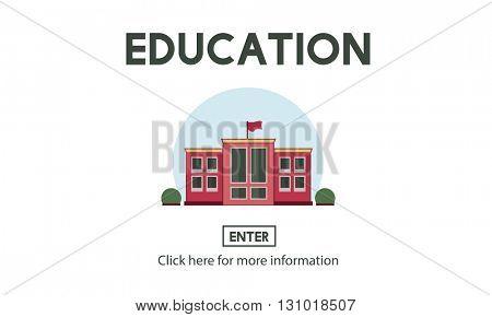 Education University School Study Learn Concept