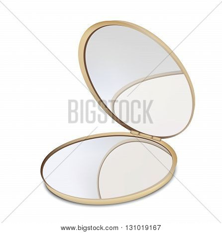 Folding mirror for your design, mirror for your make-up