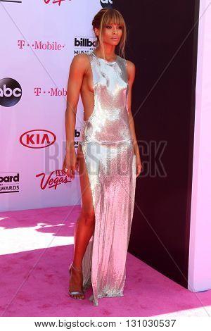 LAS VEGAS - MAY 22:  Ciara Harris at the Billboard Music Awards 2016 at the T-Mobile Arena on May 22, 2016 in Las Vegas, NV
