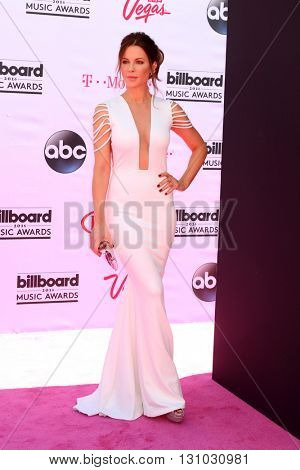 LAS VEGAS - MAY 22:  Kate Beckinsale at the Billboard Music Awards 2016 at the T-Mobile Arena on May 22, 2016 in Las Vegas, NV