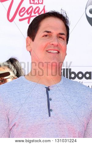 LAS VEGAS - MAY 22:  Mark Cuban at the Billboard Music Awards 2016 at the T-Mobile Arena on May 22, 2016 in Las Vegas, NV