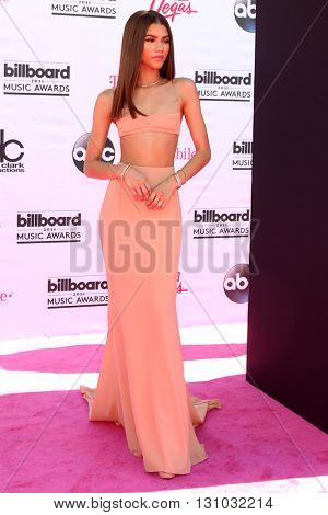 LAS VEGAS - MAY 22:  Zendaya Coleman at the Billboard Music Awards 2016 at the T-Mobile Arena on May 22, 2016 in Las Vegas, NV