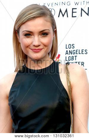 LOS ANGELES - MAY 21:  Skylar Samuels at the An Evening With Women 2016 at Hollywood Palladium on May 21, 2016 in Los Angeles, CA