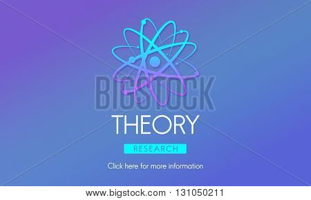 Theory Balance Experimental Function Science Concept