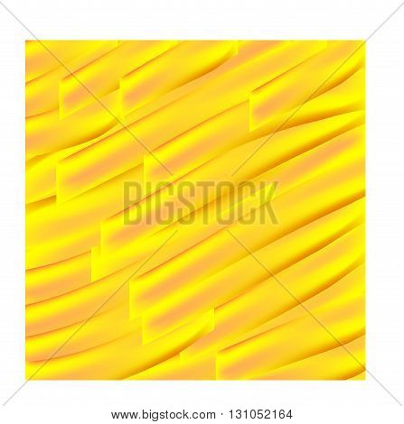 Banana fruit seamless pattern.gold paint smear stroke stain set. Abstract gold glittering textured art illustration.