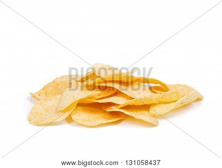 Potato Chips With Spices