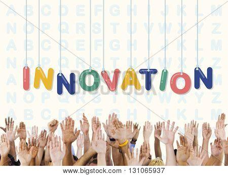 Innovation Creative Design Ideas Imagination Concept