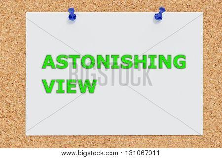 Astonishing View Impression Concept