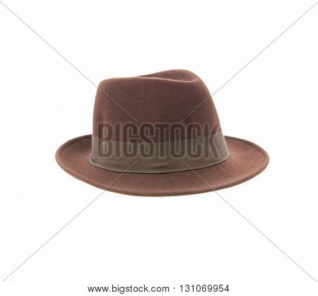Woman hat isolated