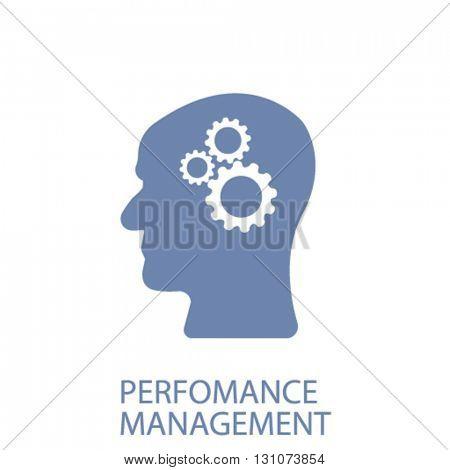 perfomance management icon