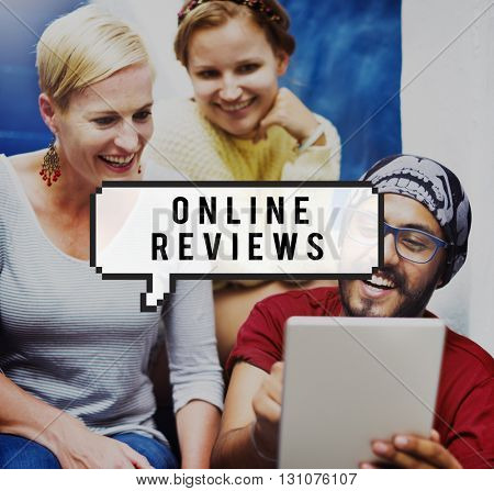 Online Review Comment Feedback Opinion Concept