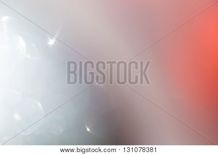 Abstract Blur Bokeh Light Celebration Background
