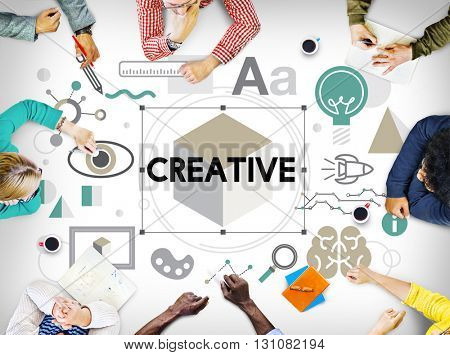 Creative Ideas Design Imagination Invention Concept