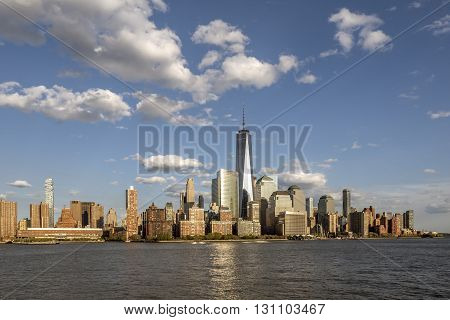 Lower Manhattan also known as Downtown Manhattan is the southernmost part of the island
