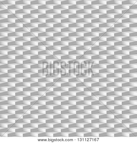 Abstract geometric background with rhombus in light shades
