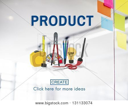Product Craft Creation Ideas Design Art Concept