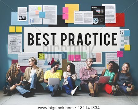 Best Practice Learning Preparation Strategy Train Concept