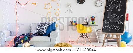 Crazy Teenager Room