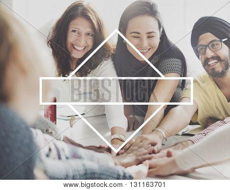 Team Teamwork Corporate Agreement Concept