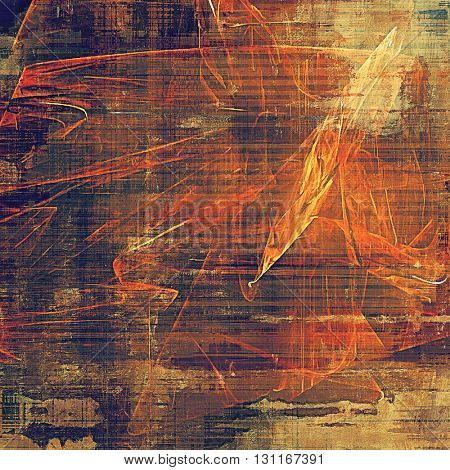 Grunge vintage template or antique background with different color patterns: yellow (beige); brown; red (orange); gray; purple (violet)