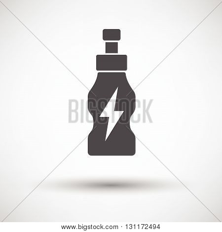 Energy Drinks Bottle Icon