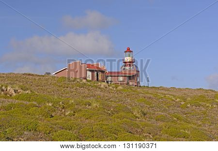 Cape Horn Lighthouse in Tierra del Fuego Chile