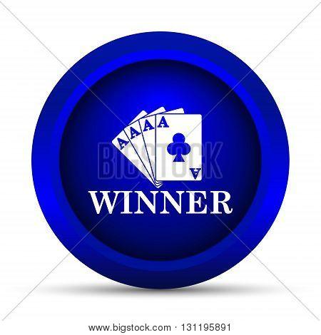 Poker Winner Icon