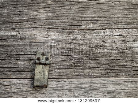 Old wood texture and old locker part.
