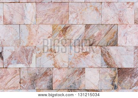 Textured of brown marble background Marble floor background.
