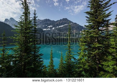 Lake O'hara, Yoho National Park, Canadian Rockies, British Columbia