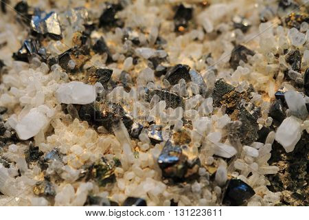 Crystals In The Lead