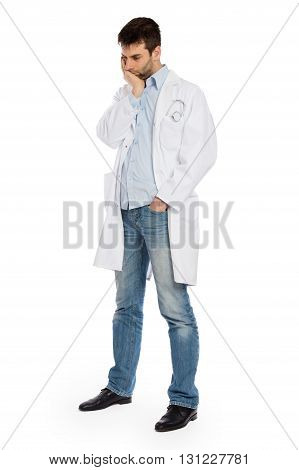 Male Doctor, Concept Of Healthcare And Medicine