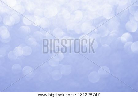 Abstract blurred background. Blue background. Serenity color rose quartz color trend color background. Bokeh.